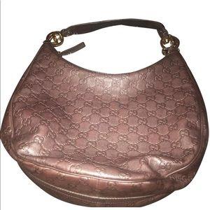 Guccissima GG Twins Hobo Bag